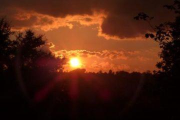 coucher soleil joia viva