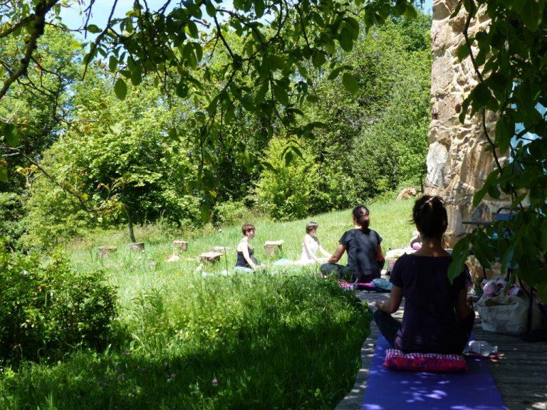 meditation relaxation tarn