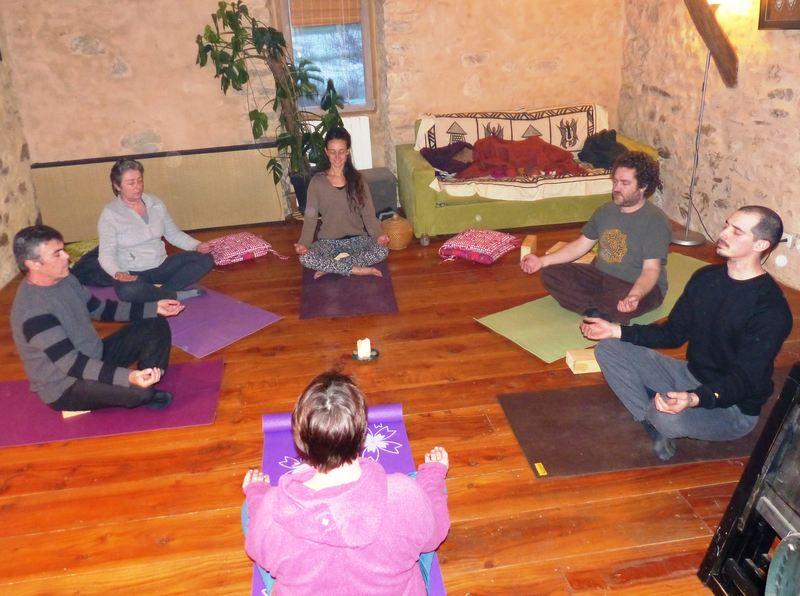yoga mont-roc