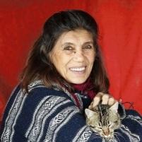 Ljiljana Milosavljevic, Mamita des montagnes - Je suis une grande mère transmettrice, une ouvreuse de portes, Pour nourrir la Vie en nous et autour de nous, faire grandir l'Énergie du Féminin  pour un monde plus harmonieux,  pour plus de complémentarité sage et joyeuse entre les hommes et les femmes.