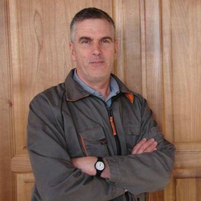 Xavier Nevejans menuisier